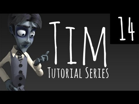 Tim - Pt 14 - Rigify Generate Rig