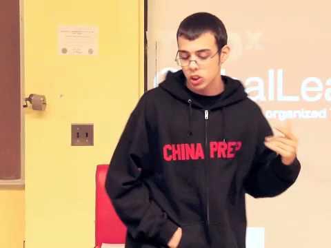 TEDxGlobalLearningSchool - Raymond Melendez - My China Experience