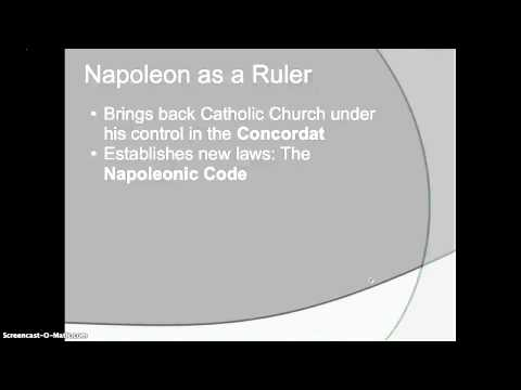 Napoleon Notes Part 2