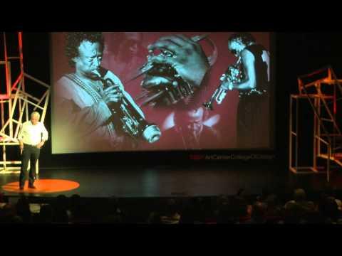 The Power of Improvisation: Lorne Buchman at TEDxArtCenterCollegeOfDesign