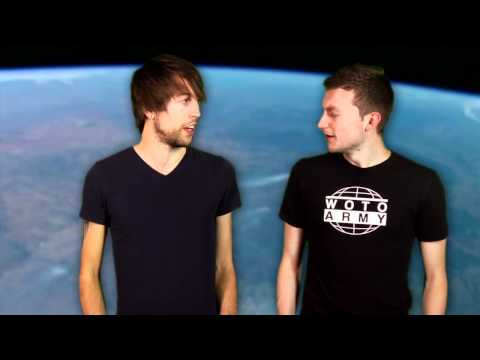 What do asteroids and sand have in common? YouTube Space Lab with Liam & Brad