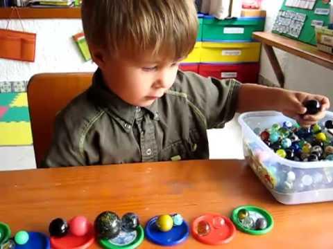 Preschool - Math. Skip count  by 2's