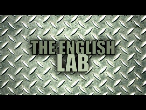The English Lab #01