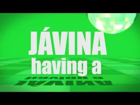 Pronunciation - #12 - Having a (JÁVINA)