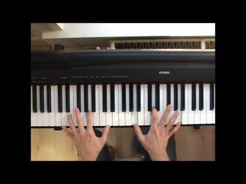 ♫ How To Play Hey There Delilah Plain White T's Piano Tutorial HD