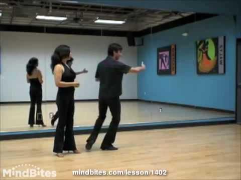 Salsa Dancing - Salsa Partnerwork Technique: The Extended 360