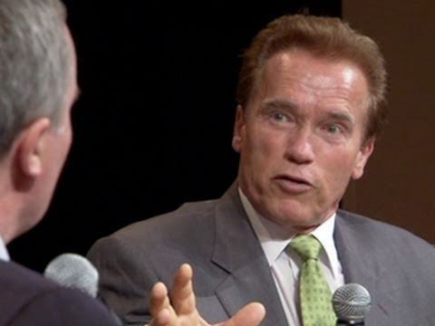Schwarzenegger Defends California's Emissions Laws