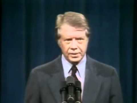 President Jimmy Carter's News Conference, 1978