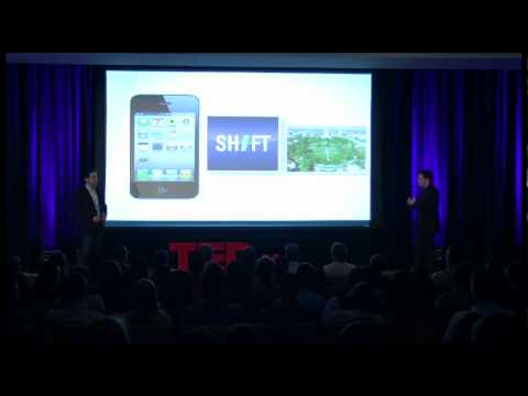 TEDxOhioStateUniversity - Jon Nutt and Chris Volpe - Shift the Game
