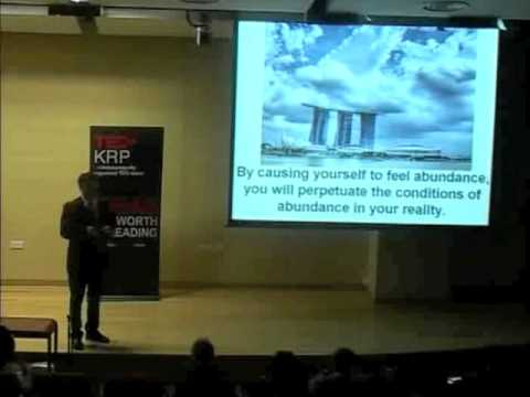 TEDxKRP - Robin Low - Abundance Mindset