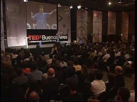 TEDxBuenosAires - Gabriel Gellon - 04/08/10 (Spanish)