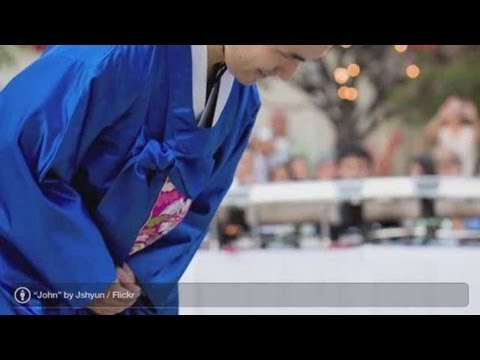 Wedding Styles: Korean