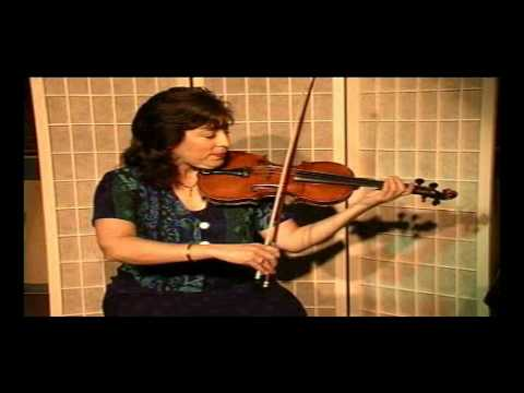 "Violin Lesson - Song Demonstration ""The Grey Goose"""