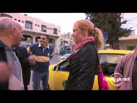 Trying to get to Beit Sahour - Lonely Planet travel video