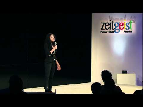 Re-thINC - iLuminate and Miral Kotb at Zeitgeist Americas 2011