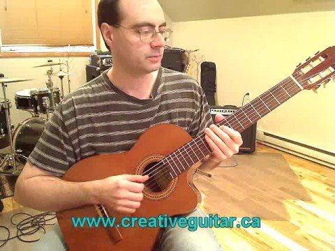 Online Workshop: Jazz Guitar Comping w/Andrew Wasson