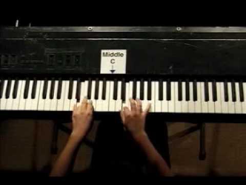 Piano Lesson - Hanon Finger Exercise #10