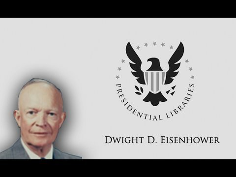The Dwight D Eisenhower Presidential Library - Dan Holt
