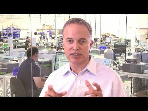 Technology Pioneer 2012 -- Michael Woelk (Picarro)