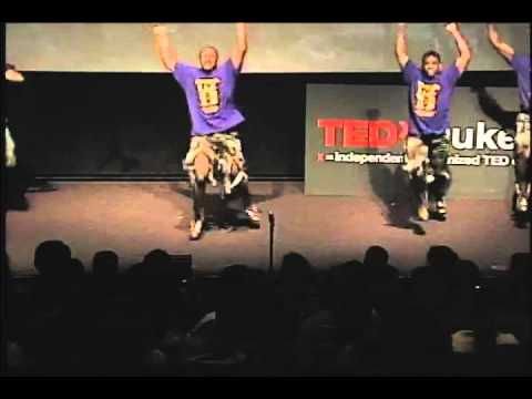TEDxDuke - Omega Psi Phi Step Performance