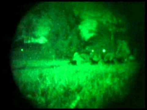 Night Raid Operations Training (2012)