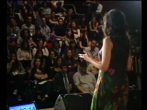 TEDxBeirut - Katia Saleh - Beyond the cedar tree and the Lebanese cuisine