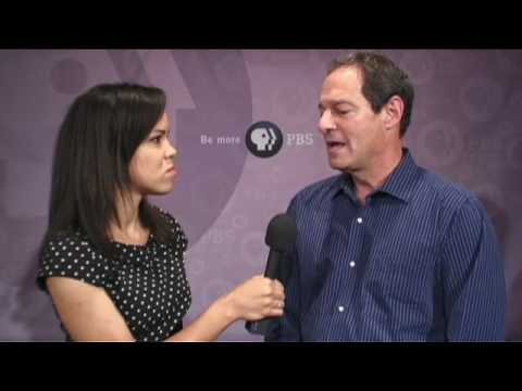 PBS at the TV Critics Press Tour | Richard Hutton interview