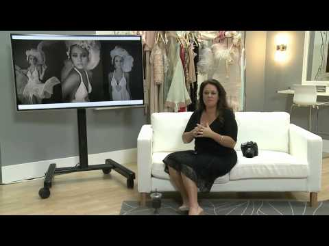 Portrait Couture - Inside the Glamour Studio with Sue Bryce