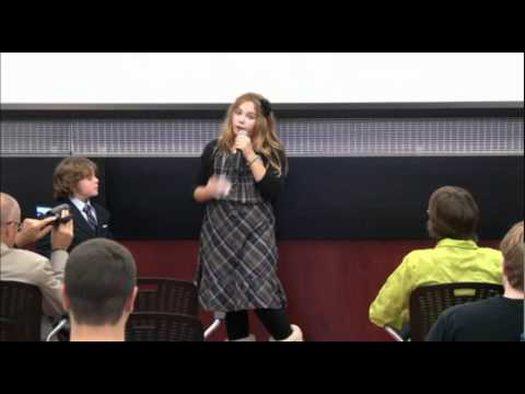 TEDxSJU - Olivia Bouler  - Saving the Gulf