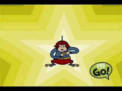 WORD GIRL | Capt. Huggy Face Dance: Annoyed | PBS KIDS GO!