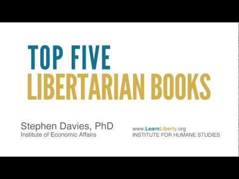 Top Five Libertarian Books