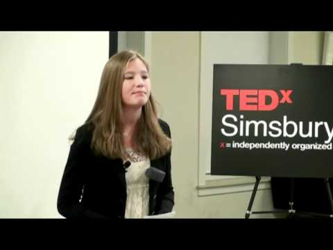 TEDxSimsbury - Caley Henderson -- A Call to Action to Help Kids in Need