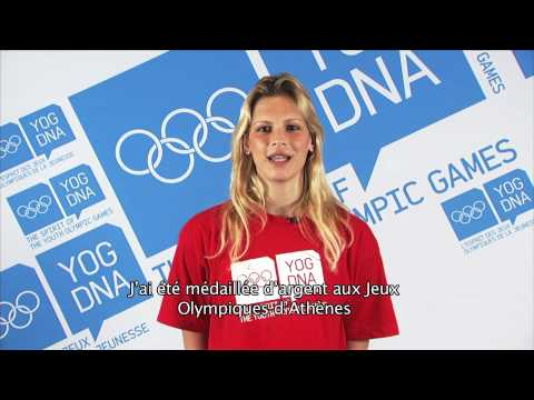 Young Ambassador - Italy - Fabrizia D'Ottavio - Singapore 2010 Youth Olympic Games