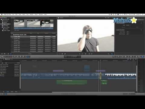 Overview of the Interface - Final Cut Pro X