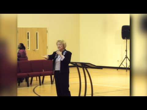 TEDxGreenvilleSalon November 2011 - Margaret Stephens - Health Within