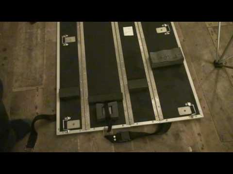 Roadready  FOLD OUT MULTI-SPEAKER PLATFORM video 3