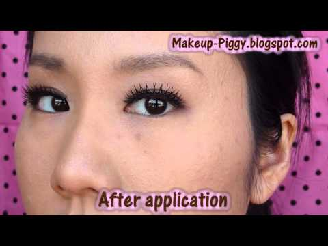 """Product Review - """"10 Pairs Clear Liner Cross Black False Eyelashes"""" by KKCenterHK"""