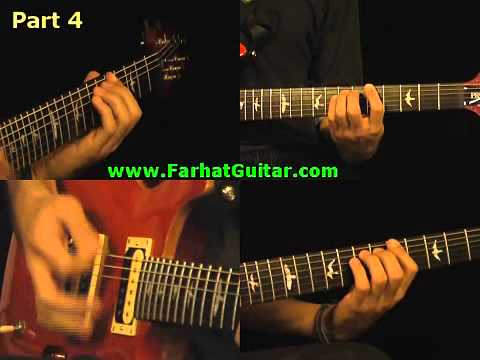 Satisfaction - Rolling Stone Guitar Cover Part 6 www.Farhatguitar.com