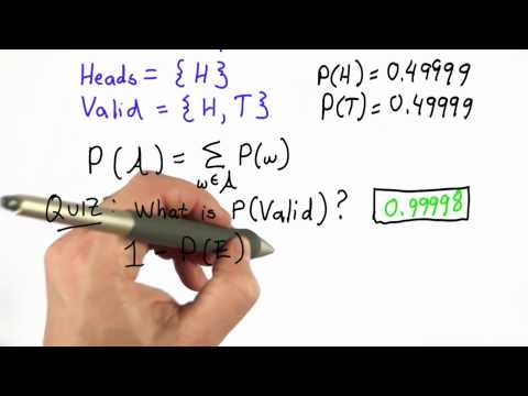Probability Review Pt 2 Solution - CS387 Unit 1 - Udacity
