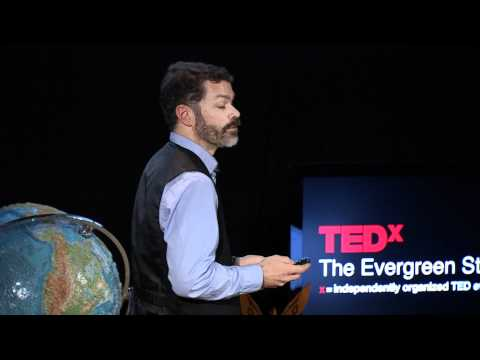 TEDxTheEvergreenStateCollege - Jeremy Littell - Climate Impacts on the Pacific Northwest