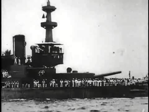 "U.S. battleship ""Oregon"""