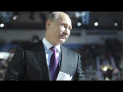 Vladimir Putin's Return to Russia's Presidency