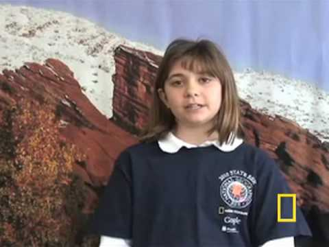 National Geographic Bee 2010 - Geographic Bee 2010 - CO Finalist