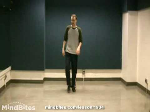 Tap Dance: EP16 Warm-up - Foot circles