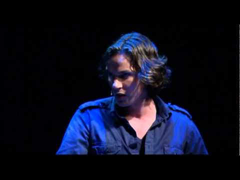 TEDxRotterdam - Steven van der Hoeven - Resilience will lead the future