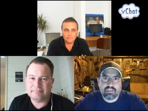 vChat - Episode 32 - VMworld San Fran 2012 Re-Cap