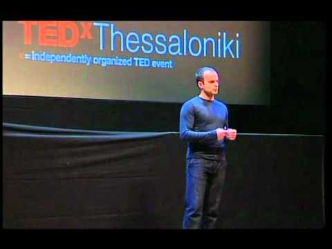 TEDxThessaloniki - Martin Angelov - Cyclists and pedestrians at a city of future