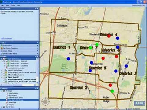 Public Works Seminar 2007: Operational Awareness Summary