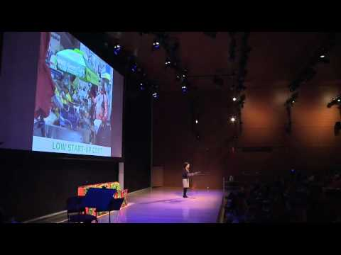 TEDxManhattan - Kerry McLean - Green Carts: Bringing the Backyard to the Bronx