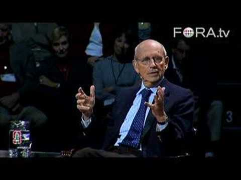 Stephen Breyer - The Supreme Court During Wartime
